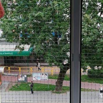siatka na okno parter