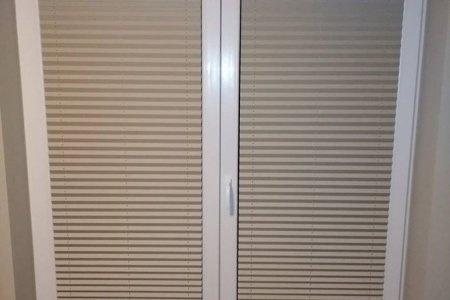 Plisy okienne duze zasloniete